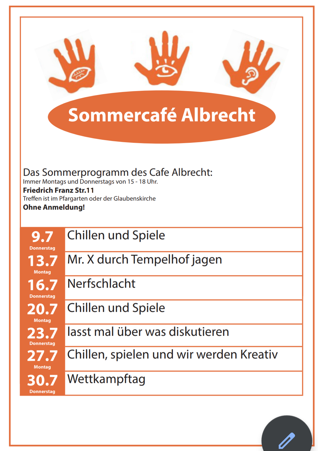 SommerCafe2020